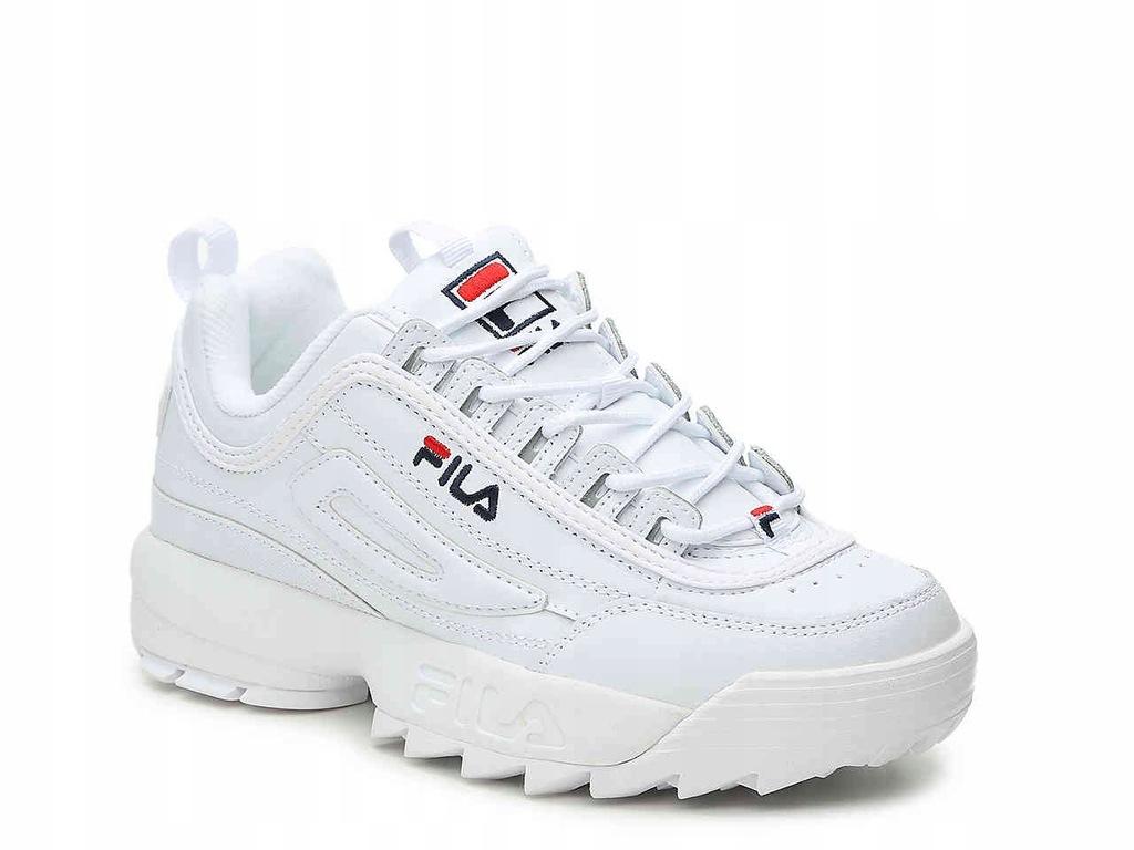 Archiwalne: Nowe oryginalne buty, snekersy FILA Disruptor w