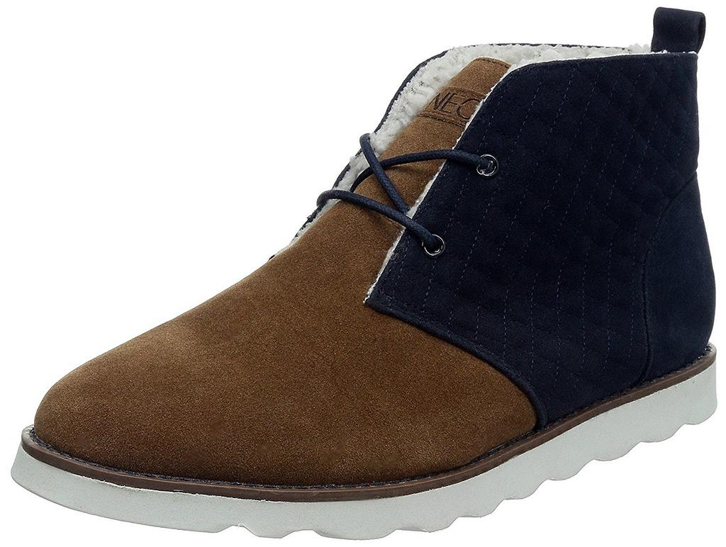 adidas neo buty męskie zimowe desert chill f98132