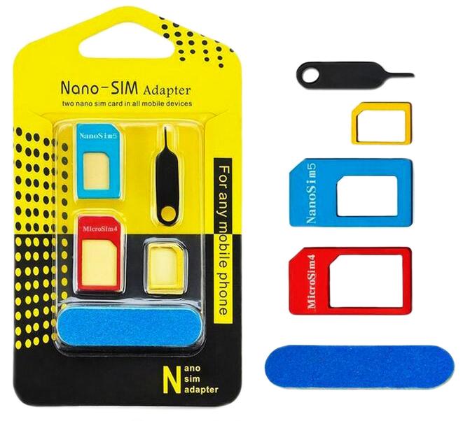 Adapter Aluminium Do Kart Nano I Micro Sim Klucz 7220519081 Oficjalne Archiwum Allegro