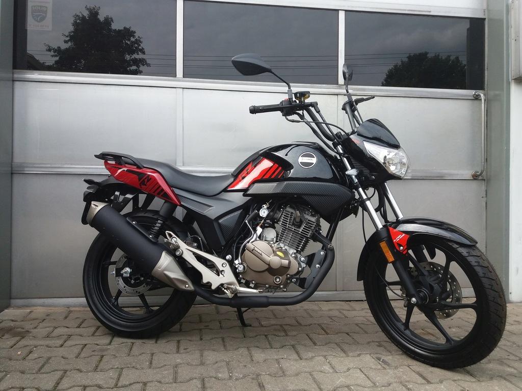 MOTOCYKL JUNAK 125 RZ NOWY SALON GRODZISK M.OKAZJA