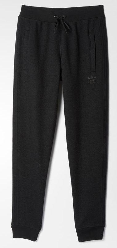 Jogging Spodnie Adidas Originals HU Pharrell Czarny Męskie