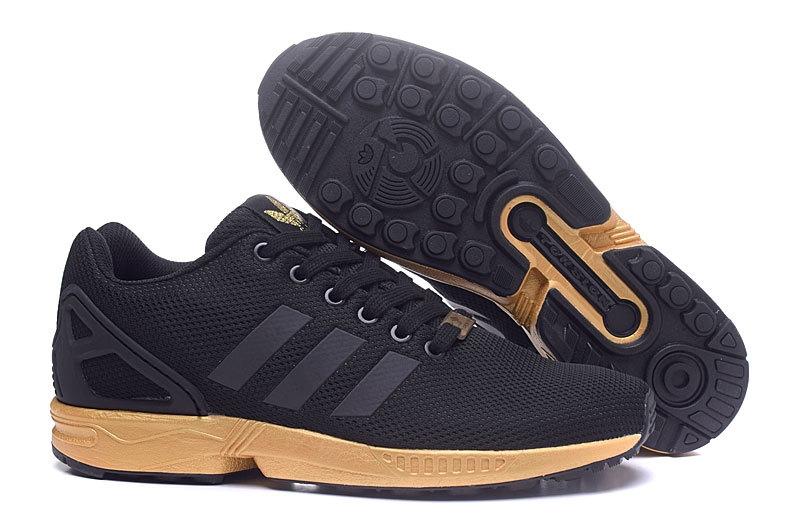 Buty Adidas Zx Flux S78977 Zlote Rozmiar 44 7528635270 Oficjalne Archiwum Allegro