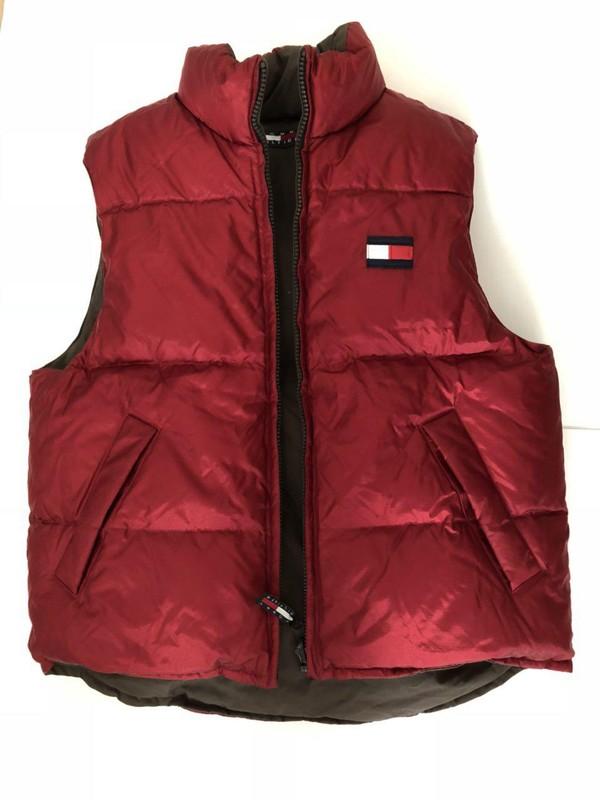 kamizelka Tommy Hilfiger Reversible Vest Vintage