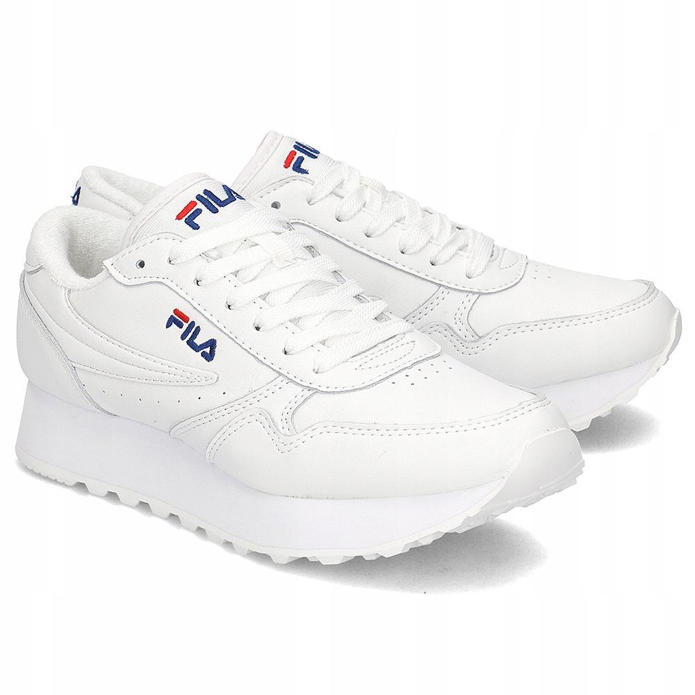 FILA Orbit Zeppa L Sneakersy Białe R.38