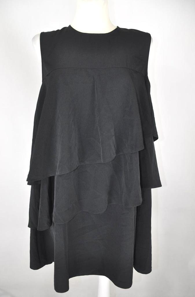 Sukienka z falbanek MOHITO L