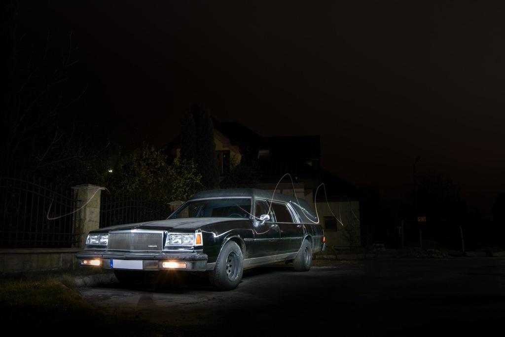 Buick LeSabre 1986 karawan, 5.0 V8, amerykański