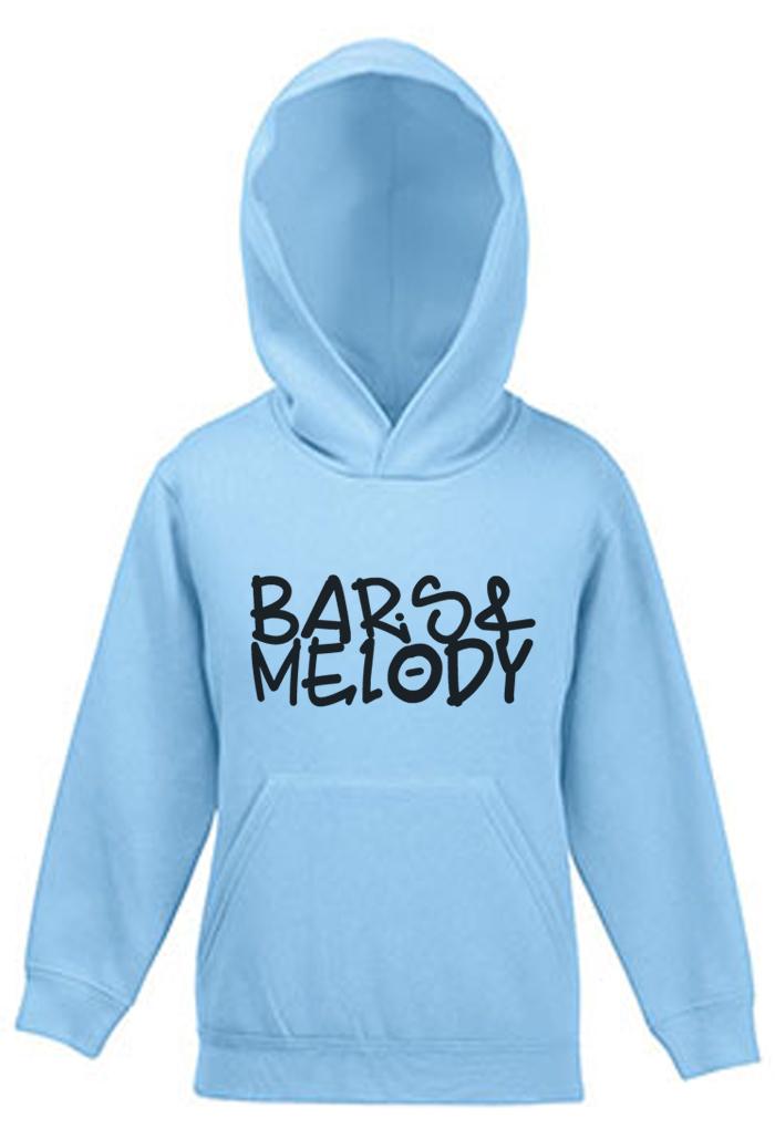 Bluza Dziecieca Z Kapturem Bars And Melody 140 7058755430 Oficjalne Archiwum Allegro