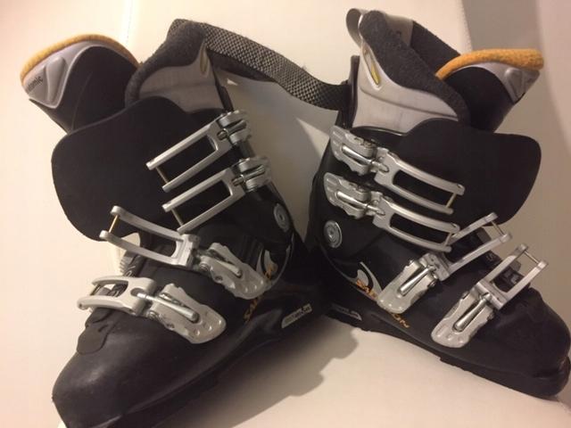 buty narciarskie SALOMON PERFORMA CF sensifit 45