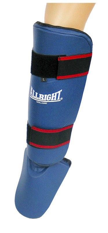 NAGOLENNIK+STOPA PU ALLRIGHT BLUE r.XL