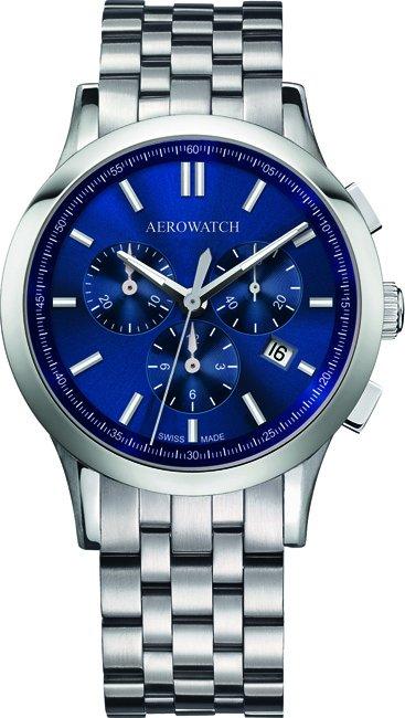 Aerowatch Les Grandes Classiques Chrono Quartz 839