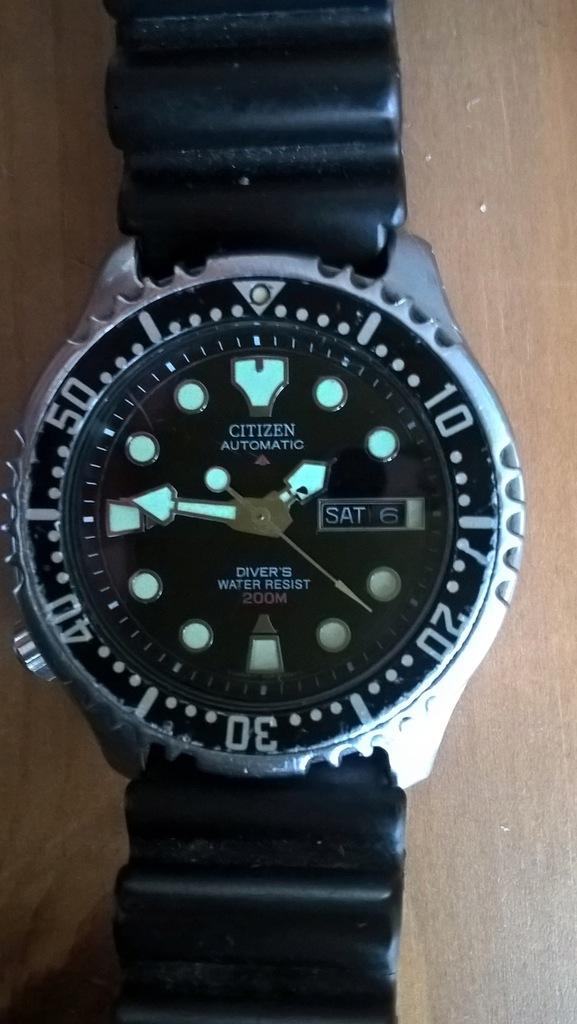 Citizen automatic Promaster diver.