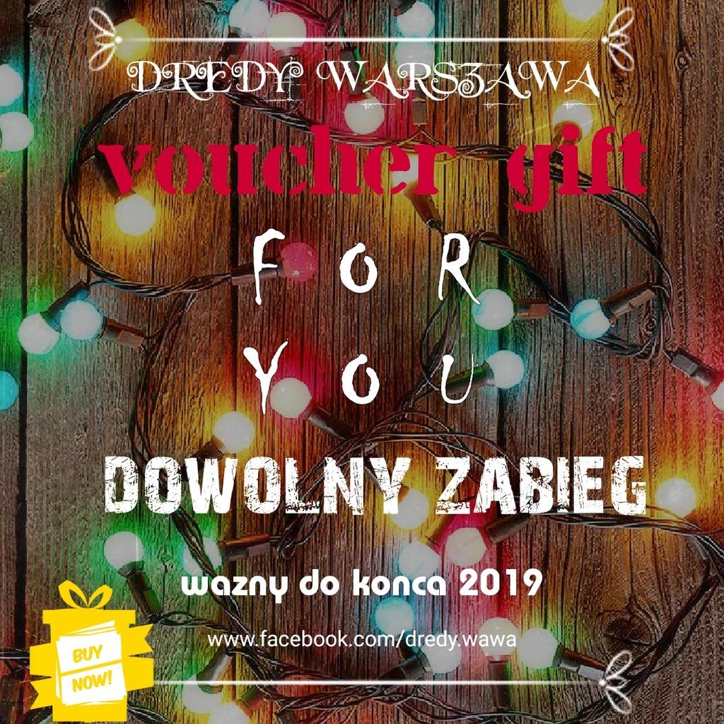 Dready Dredy Warszawa Voucher Bon Upominkowy 400 7721586820 Oficjalne Archiwum Allegro
