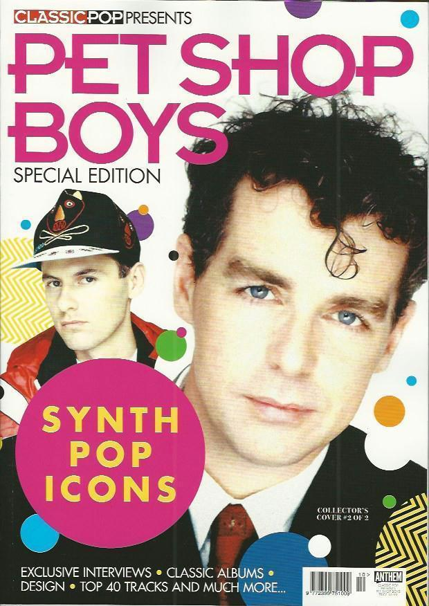 Pet Shop Boys Classic Pop