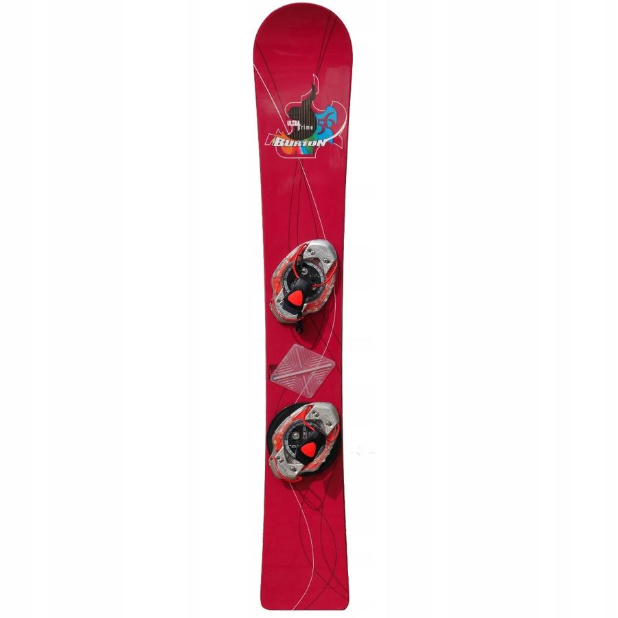 Deska Slalomowa Burton Ultra Prime 156cm Wiazania 7618228044 Oficjalne Archiwum Allegro
