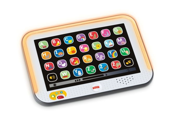 Fisher Price LL SS Tablet Malucha