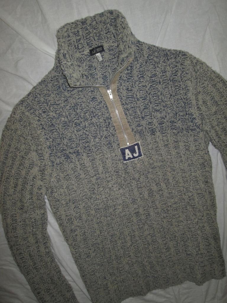 Sweter ARMANI rozmiar L