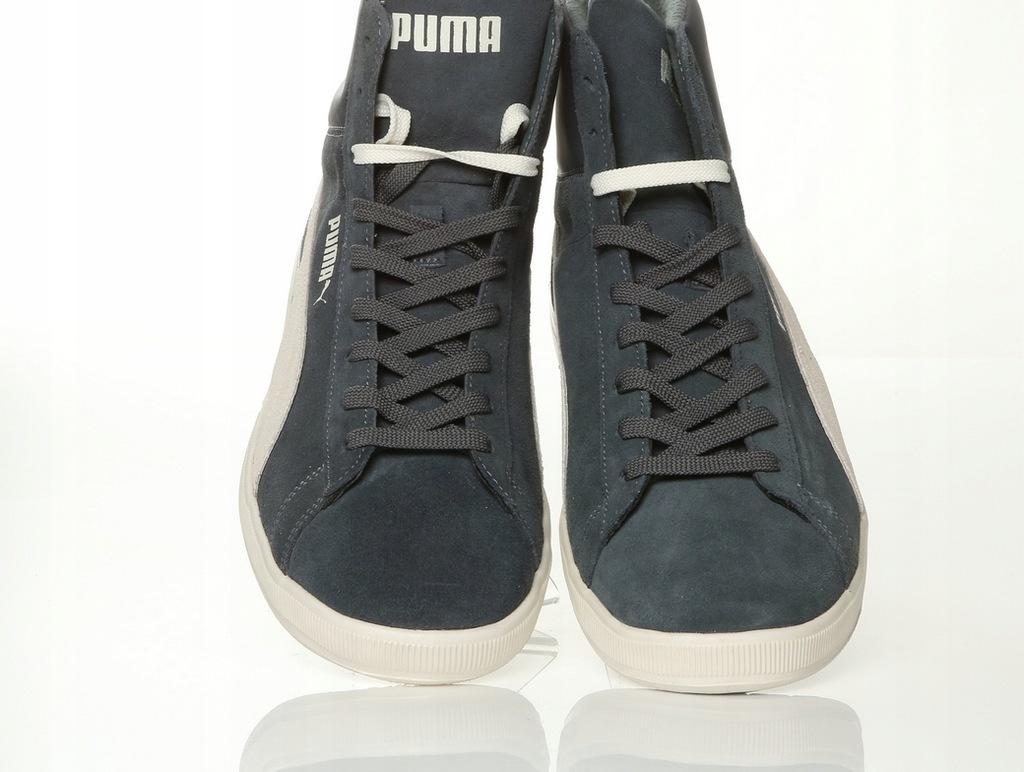Buty Puma ARCHIVE LITE MID SUEDE 358369 03 r.43 D