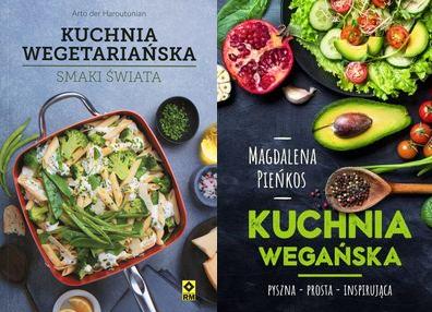 Kuchnia Wegetarianska Kuchnia Weganska 6941746317 Oficjalne Archiwum Allegro