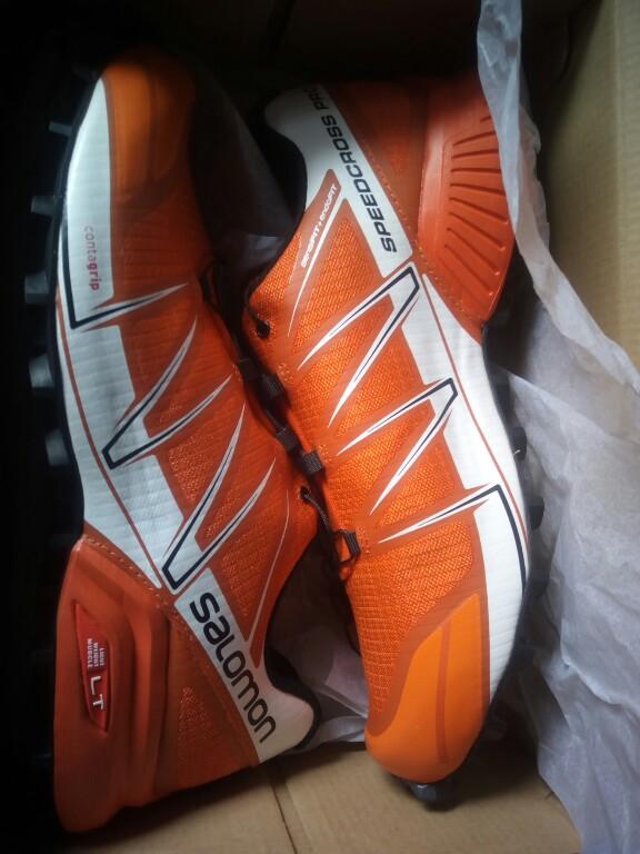 Buty biegowe Salomon Speedcross Pro blradiant.rbk
