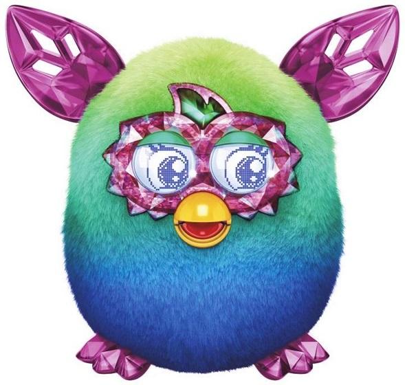 Hasbro Furby Boom Krysztalowy Crystal Nowosc Tv 6962653107 Oficjalne Archiwum Allegro
