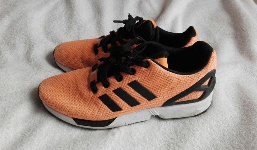 Buty damskie Adidas ZX Flux pomarańczowe r.39 13