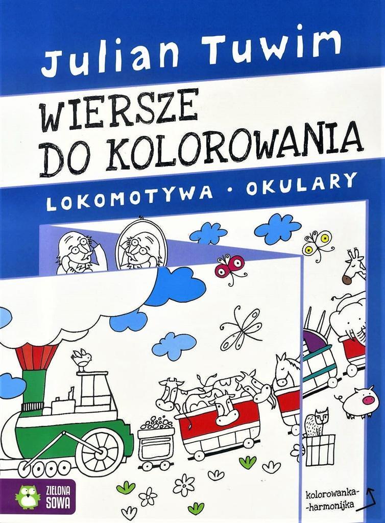 Kolorowanka Harmonijka Julian Tuwim 7063436676