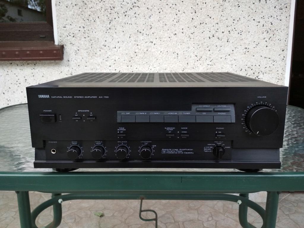 Yamaha Ax 700 Oryginal Prawie Jak Ax 900 7712299406 Oficjalne Archiwum Allegro