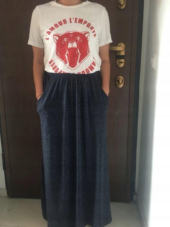 Carry spódniczka spódnica maxi długa