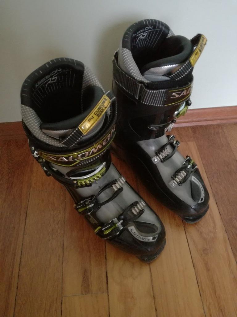 Buty narciarskie Salomon mission RS X wklad 28