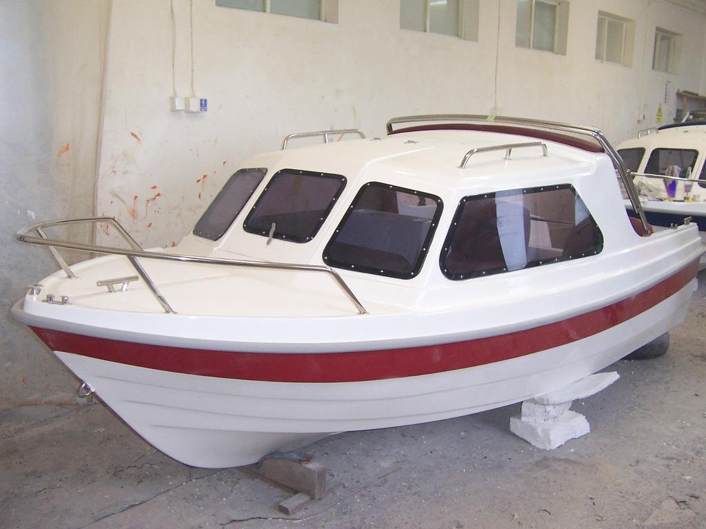 Forma do produkcji łodzi 420