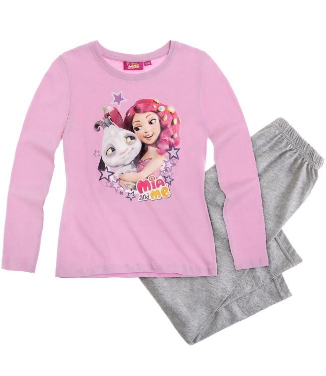 Piżama dziewczęca Mia i ja fioletowa 104 6745004984