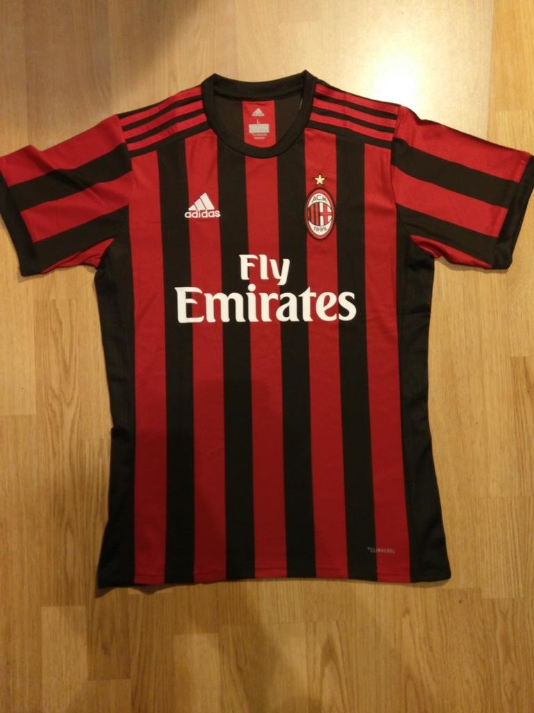 koszulka AC Milan Adidas L, sezon 201718, NOWA !
