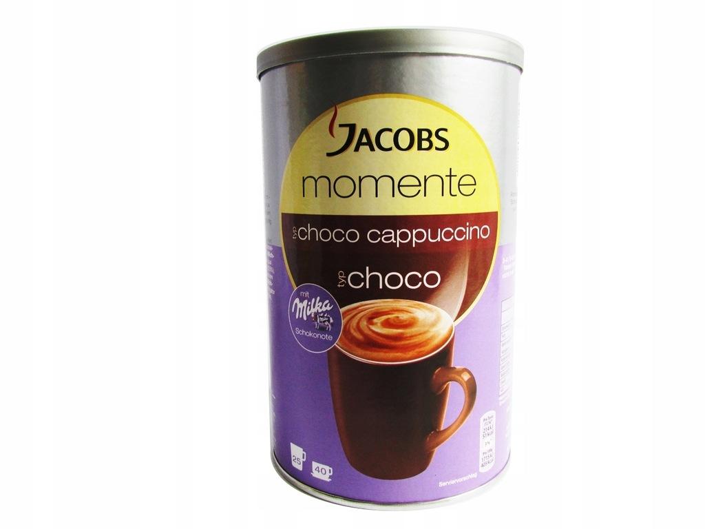 Kawa Jacobs Cappuccino Milka Choco 500g Puszka De 7052820097
