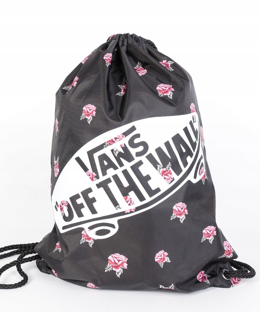 Worek Vans BENCHED BAG Black Rose VN000SUFRDU1