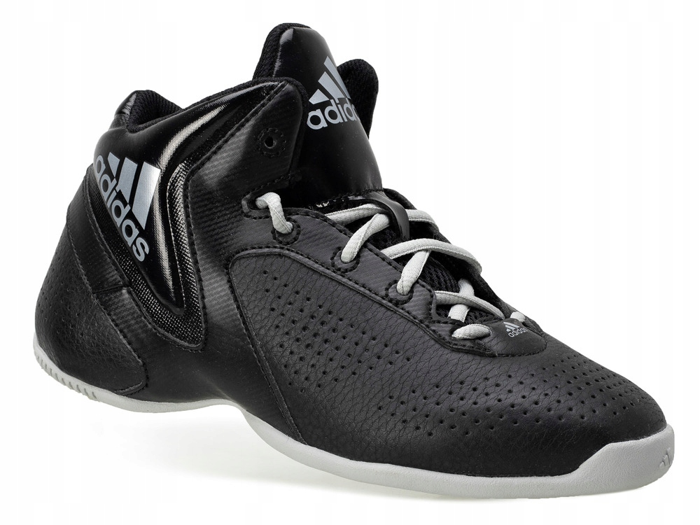 buty adidas koszykarskie czarne