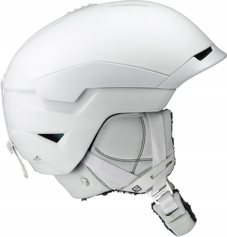Kaski narciarskie Salomon Quest W Biały S (53 56cm