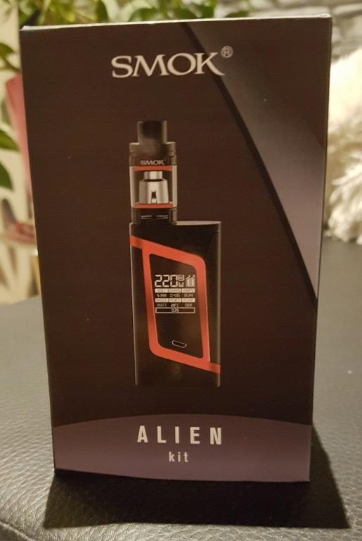 E Papieros Smok Alien 220 W Nowy 7700284775 Oficjalne Archiwum Allegro