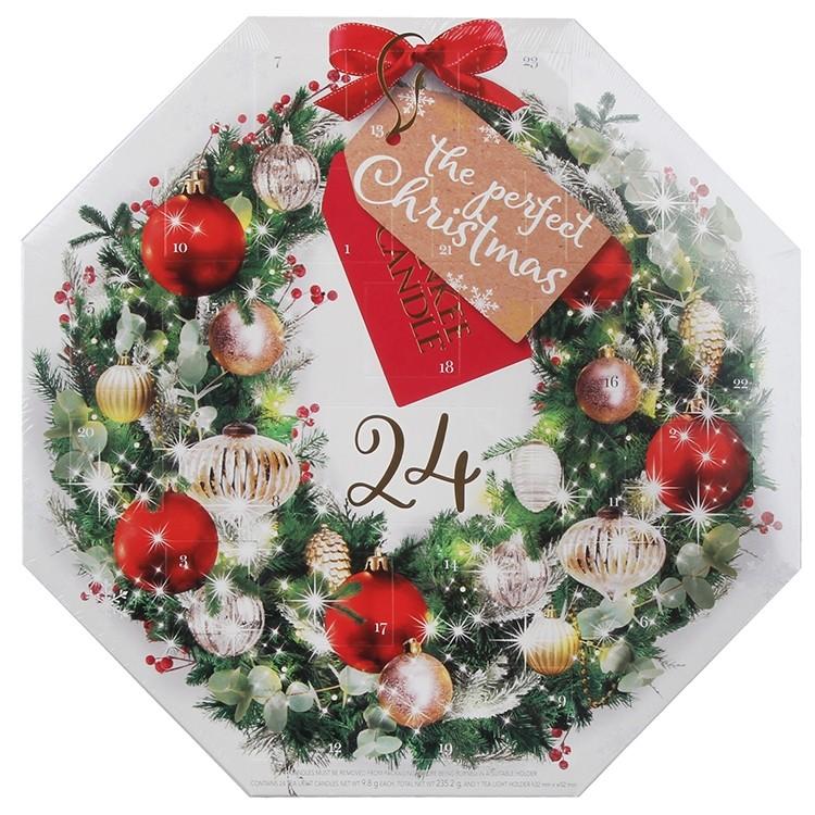 Zestaw Yankee Candle Kalendarz Adwentowy 7078215979 Oficjalne Archiwum Allegro