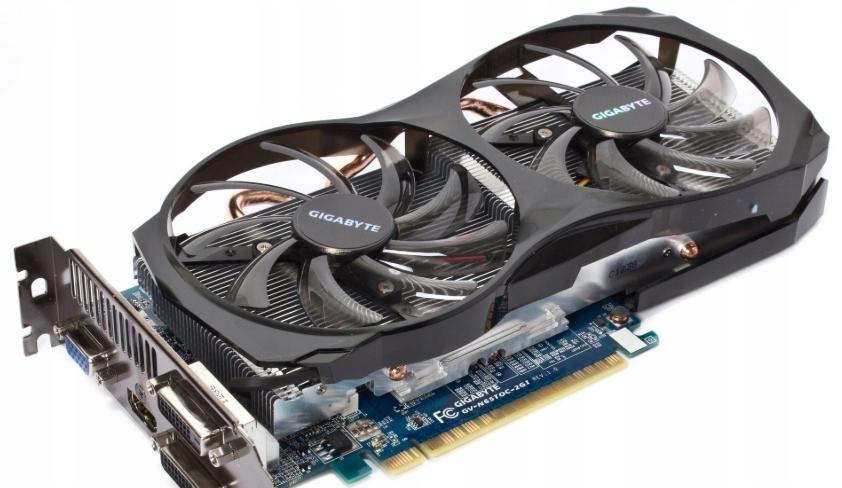 Gigabyte Nvidia Gtx 650 Ti 2gb Oc Uzywana 7648835831 Oficjalne Archiwum Allegro