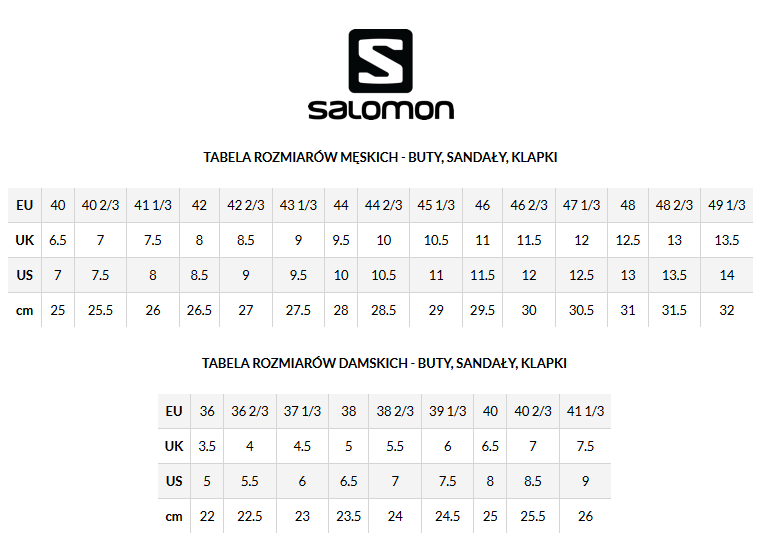 salomon rx slide 3.0 damskie 12