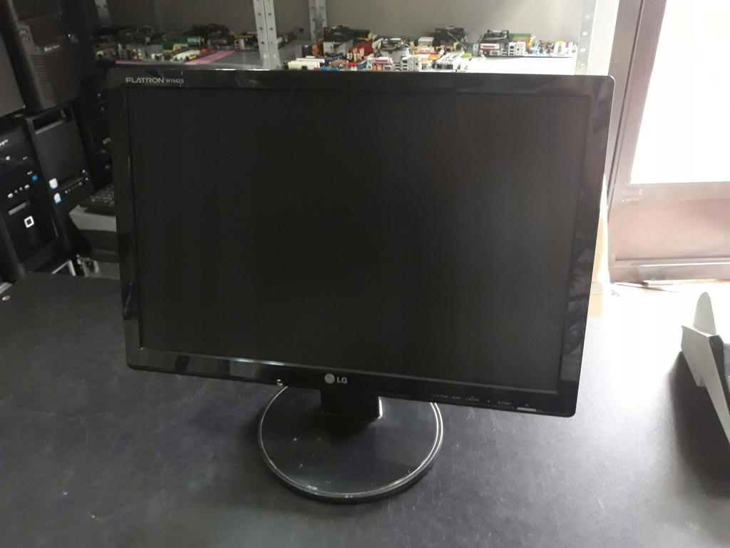 Monitor Lg L1942s 19 Cali Gwarancja 7575918814 Oficjalne Archiwum Allegro