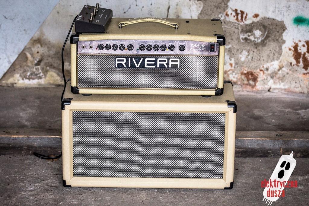 Rivera Thirty Twelve USA head lampowy + kolumna