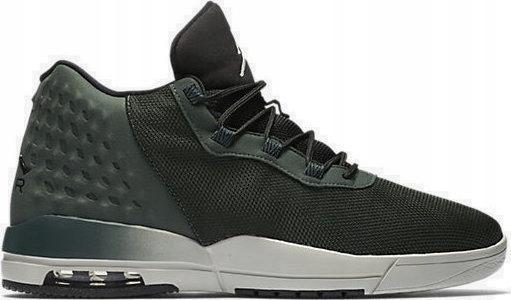 Buty sportowe męskie Jordan nike air zielone młodzieżowe wiązane