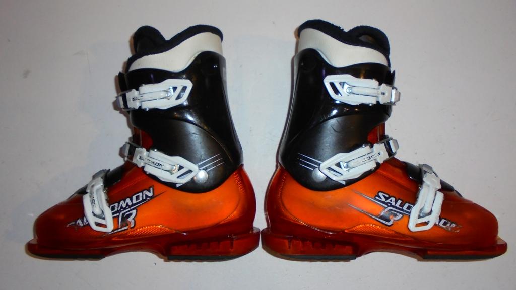 Buty narciarskie SALOMON T3 24,0 (38)