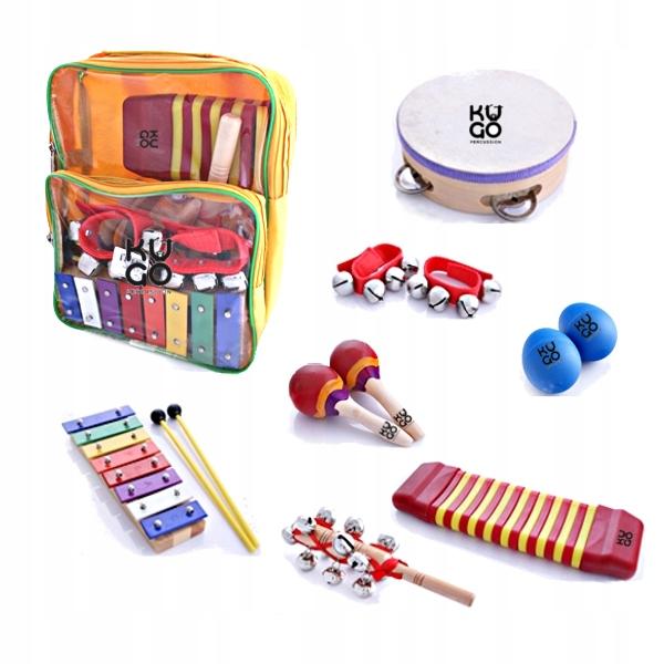 Instrumenty Muzyczne Dla Dzieci Zestaw Xxl 7579732707 Oficjalne Archiwum Allegro