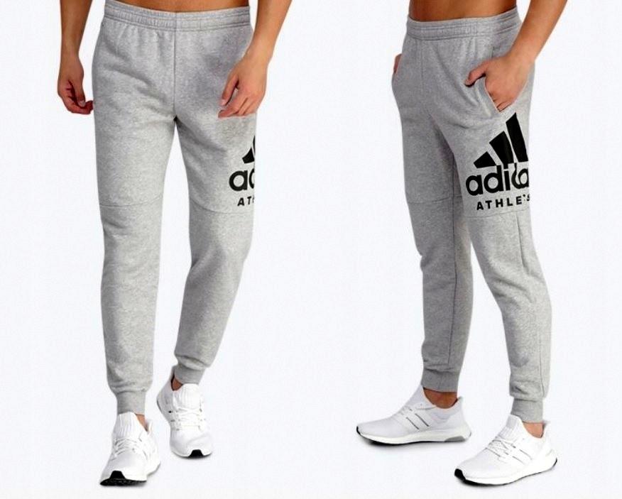 Adidas Joggery Dresy Męskie Spodnie Dresowe Tu XL