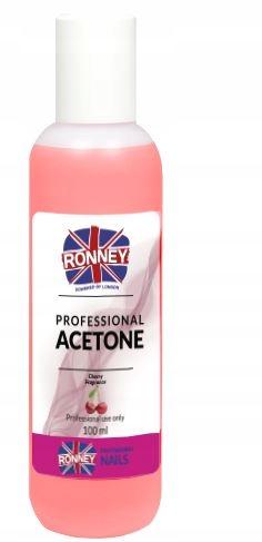 Aceton Remover Wiśnia RONNEY 100 ml