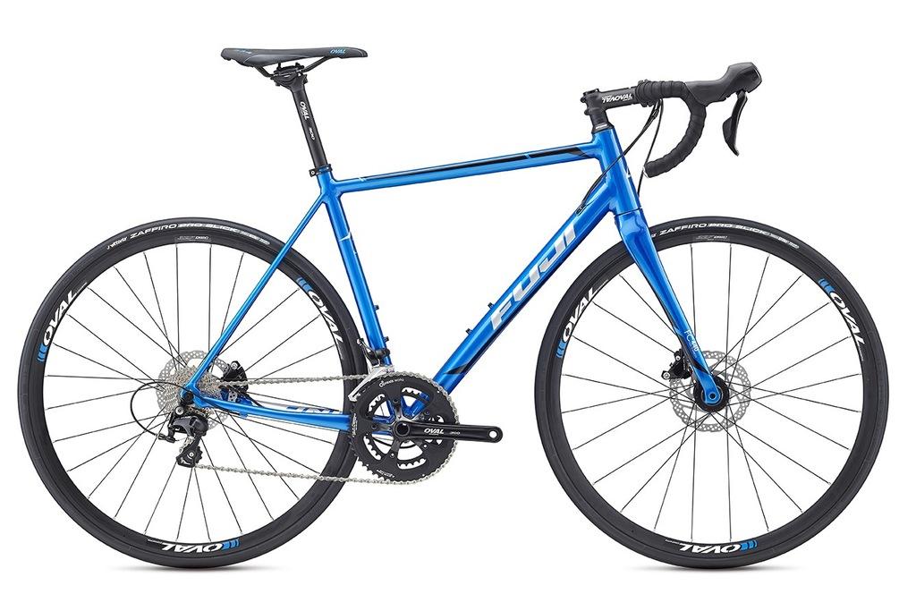 Rower szosowy Fuji Roubaix 1.3 Disc 2017 52 cm