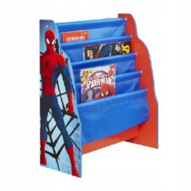 Szafka na książki Spiderman półki regał