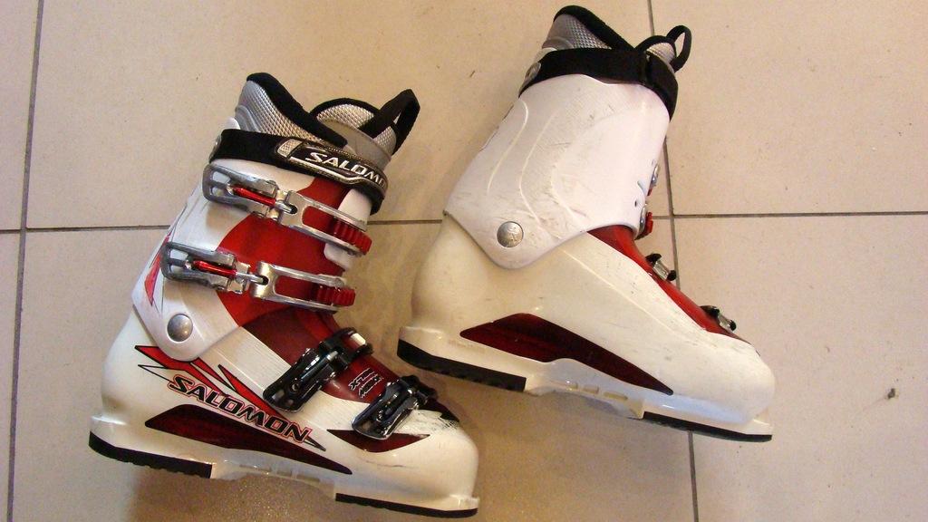 Archiwalne: Buty narciarskie Salomon Mission X4 30 30.5